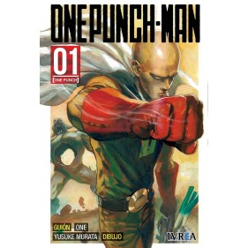 ONE PUNCH-MAN 01 - SEMINUEVO