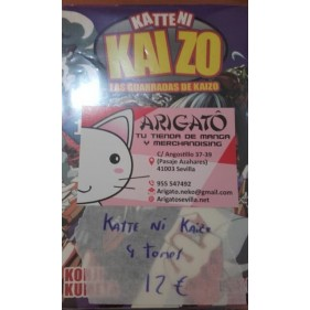 PACK KATTENI KAIZO
