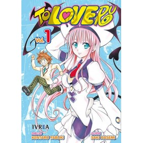 TO LOVE RU 01 - SEMINUEVO
