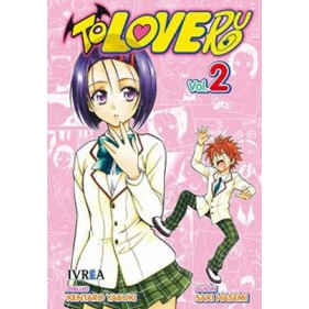 TO LOVE RU 02 - SEMINUEVO
