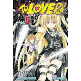 TO LOVE RU 05 - SEMINUEVO