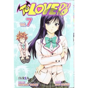 TO LOVE RU 07 - SEMINUEVO