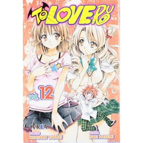 TO LOVE RU 12 - SEMINUEVO