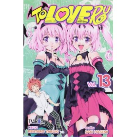 TO LOVE RU 13 - SEMINUEVO