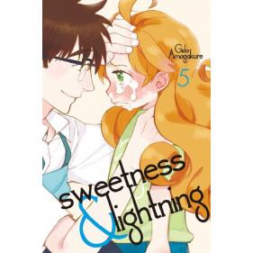 SWEETNESS & LIGHTNING 05 (ING) - SEMINUEVO
