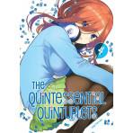 THE QUINTESSENTIAL QUINTUPLETS 04 - SEMINUEVO