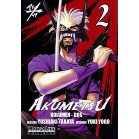 AKUMETSU 02 - SEMINUEVO