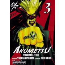 AKUMETSU 03 - SEMINUEVO