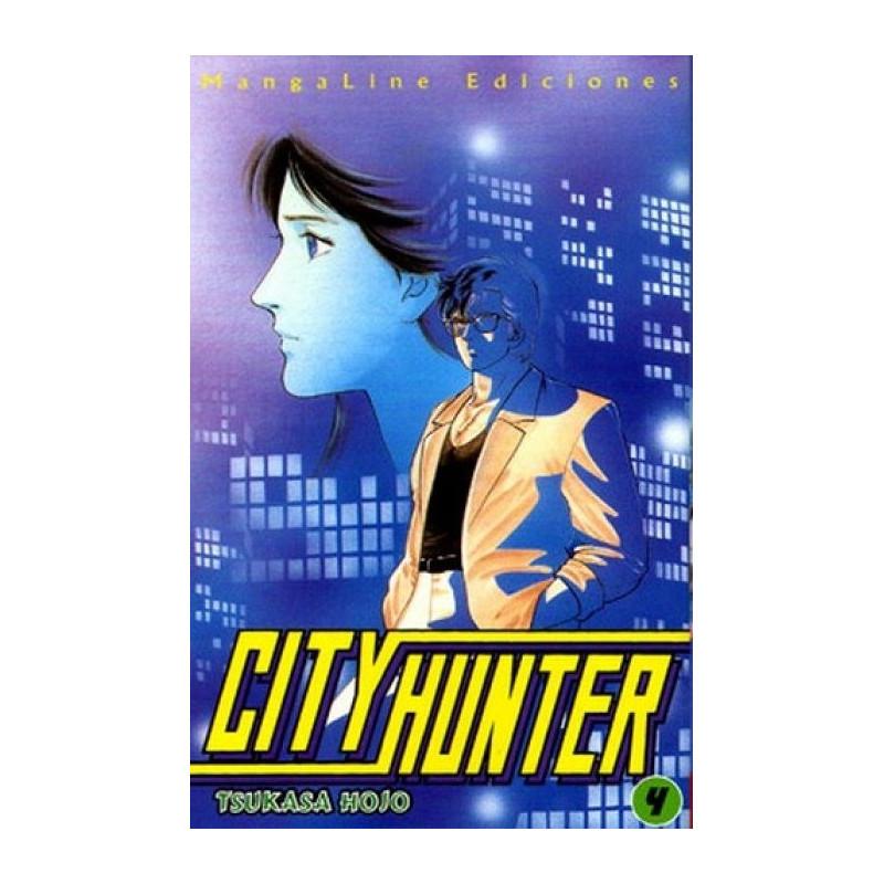 CITY HUNTER 04 - SEMINUEVO