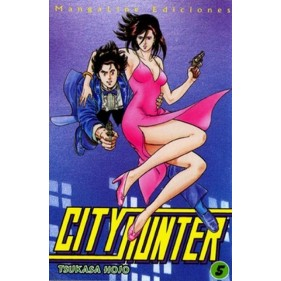 CITY HUNTER 05 - SEMINUEVO