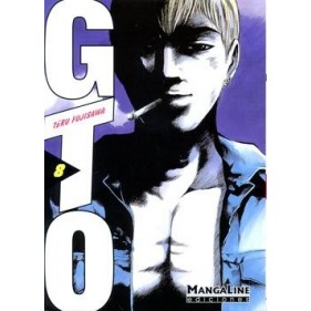 GTO GREAT TEACHER ONIZUKA 08 - SEMINUEVO
