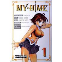 MY HIME 01 - SEMINUEVO