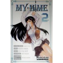 MY HIME 02 - SEMINUEVO
