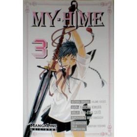MY HIME 03 - SEMINUEVO