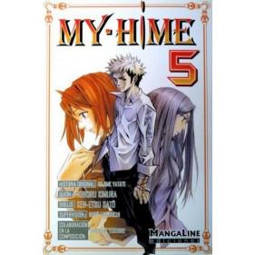 MY HIME 05 - SEMINUEVO