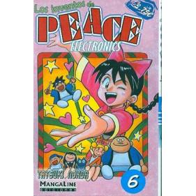 PEACE ELECTRONICS 06 - SEMINUEVO