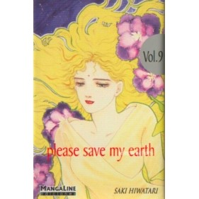 PLEASE SAVE MY EARTH 09 - SEMINUEVO