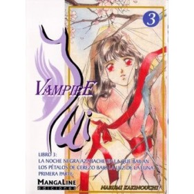 VAMPIRE YUI 03 - SEMINUEVO