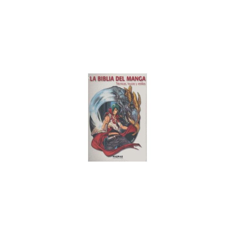 LA BIBLIA DEL MANGA: TECNICAS DE DIBUJO - SEMINUEVO