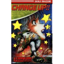 CHANGE UP!! 01 - SEMINUEVO