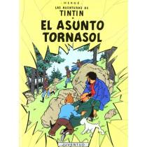 TINTIN EL ASUNTO TORNASOL - SEMINUEVO