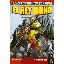 EL REY MONO 03 - SEMINUEVO