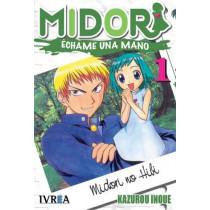 MIDORI ECHAME UNA MANO 01 - SEMINUEVO