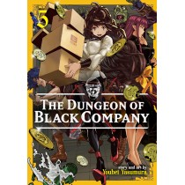 THE DUNGEON OF BLACK COMPANY 05 (INGLES - ENGLISH)