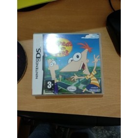 PHINEAS Y FERB (NDS) - SEMINUEVO