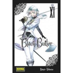 BLACK BUTLER 11 - SEMINUEVO