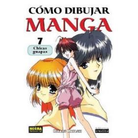COMO DIBUJAR MANGA 07 - SEMINUEVO