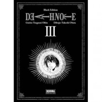 DEATH NOTE BLACK EDITION 03 - SEMINUEVO