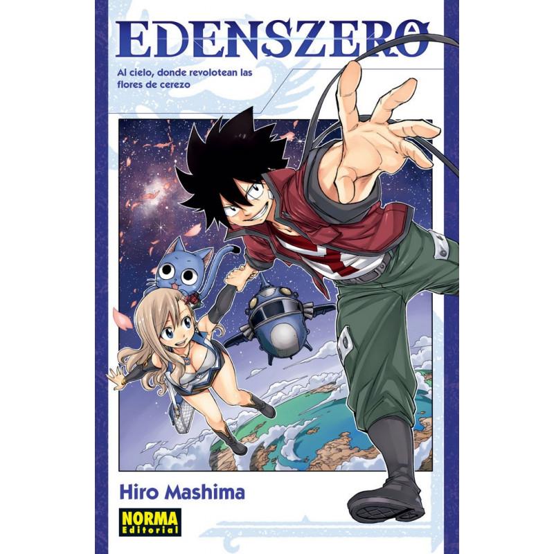 EDEN ZERO 01 - SEMINUEVO