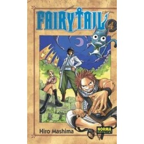 FAIRY TAIL 04 - SEMINUEVO