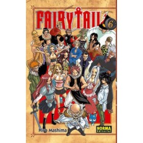FAIRY TAIL 06 - SEMINUEVO