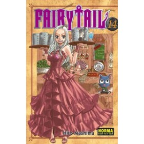 FAIRY TAIL 14 - SEMINUEVO