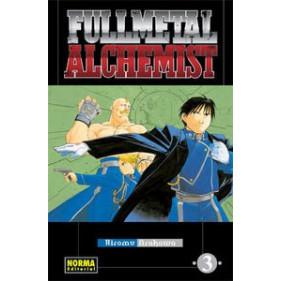 FULLMETAL ALCHEMIST 03 - SEMINUEVO