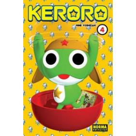 KERORO 04 - SEMINUEVO