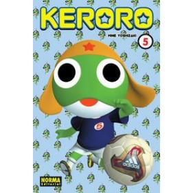 KERORO 05 - SEMINUEVO