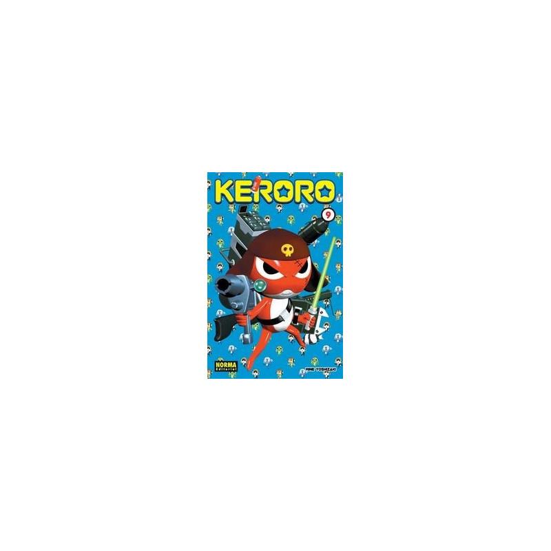 KERORO 09 - SEMINUEVO