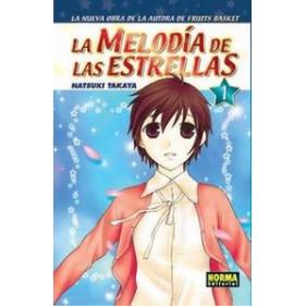 LA MELODIA DE LAS ESTRELLAS 01 - SEMINUEVO