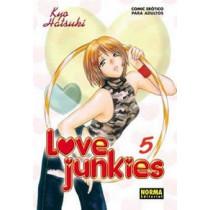 LOVE JUNKIES 05 - SEMINUEVO