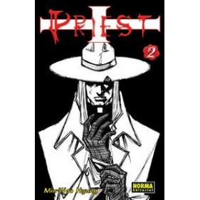 PRIEST 02 - SEMINUEVO