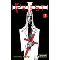 PRIEST 03 - SEMINUEVO