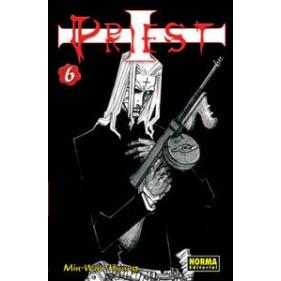 PRIEST 06 - SEMINUEVO