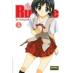 SCHOOL RUMBLE 05 - SEMINUEVO