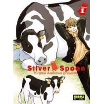 SILVER SPOON 01 - SEMINUEVO