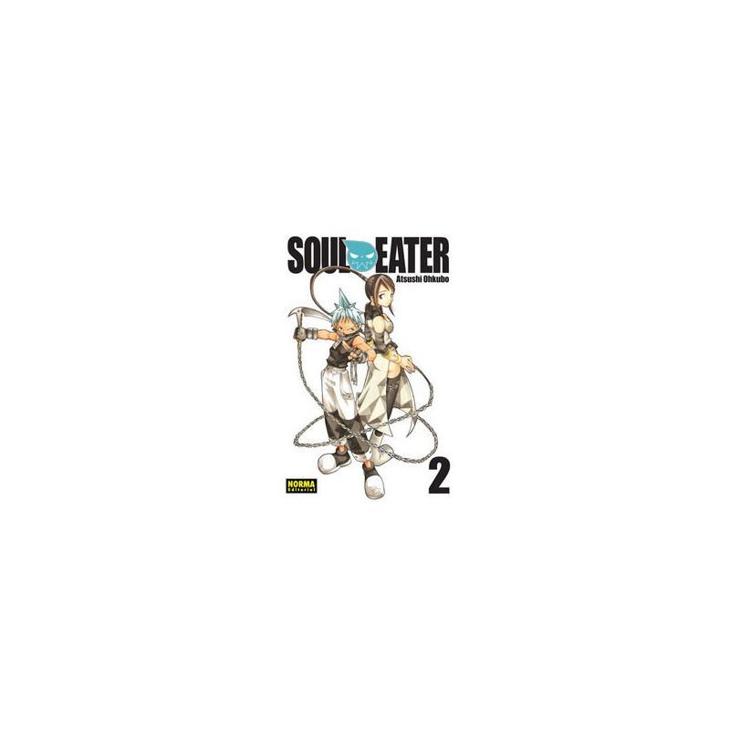SOUL EATER 02 - SEMINUEVO