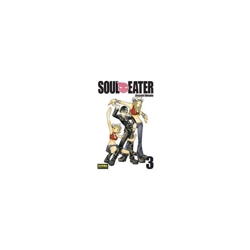 SOUL EATER 03 - SEMINUEVO
