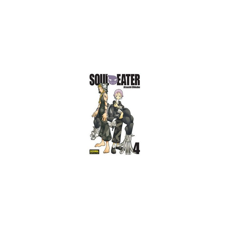SOUL EATER 04 - SEMINUEVO